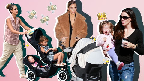 Over-the-Top Celeb Baby Gear We Can't Stop Gawking At   StyleCaster