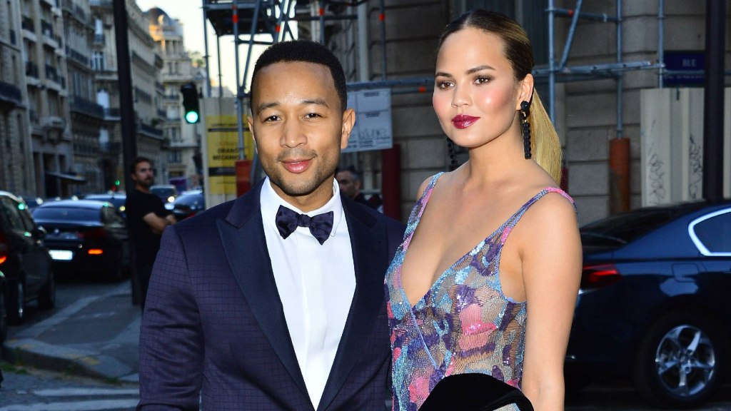 All the Public Places Chrissy Teigen and John Legend Have Had Sex