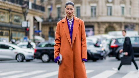 22 Colorful Coats to Brighten up a Dreary Winter | StyleCaster