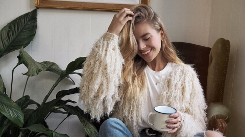 21 Comfy Outfits to Wear When You Don't Want to Leave Your House | StyleCaster