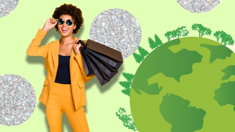 In Honor Of Earth Day, Treat Yourself To A Sustainable Shopping Spree With These 16 Brands | StyleCaster