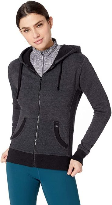 STYLECASTER | Best Sustainable Clothing Brands | gray hoodie