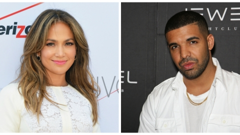 Uh, Drake and J.Lo Just Made It Instagram Official | StyleCaster