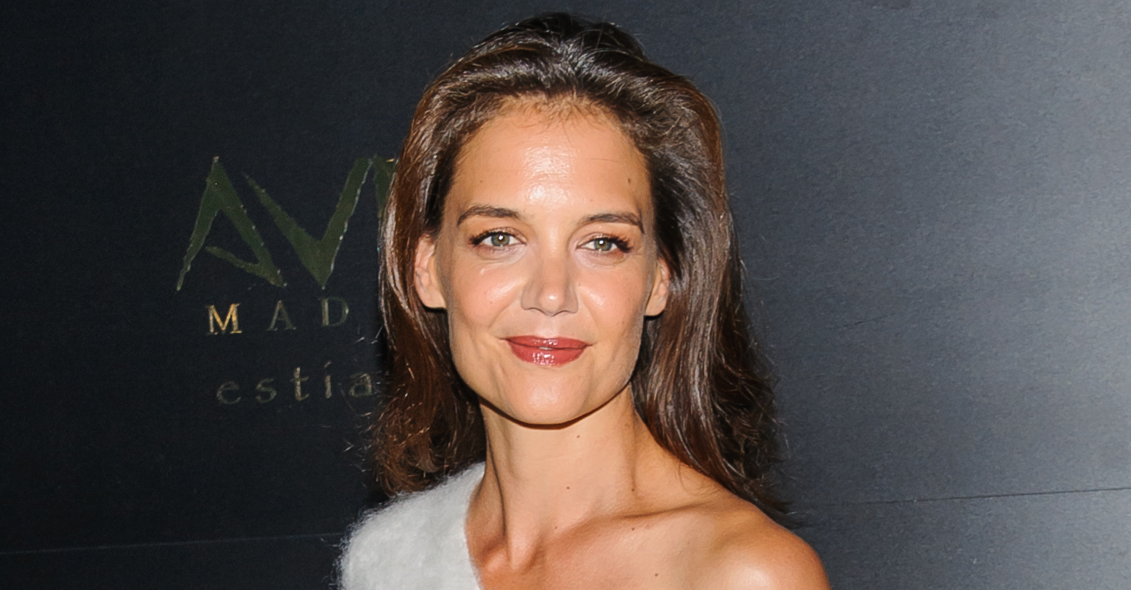 Katie Holmes Debuts the Exact Bangs You've Been Thinking About Getting