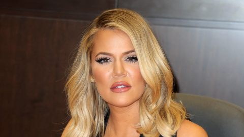Khloé Just Made a '90s-Themed Butt Workout Vid, and We're Dead   StyleCaster