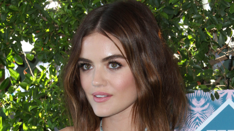 Lucy Hale Debuts Perfect Amber Hair—Here's How to Copy It | StyleCaster