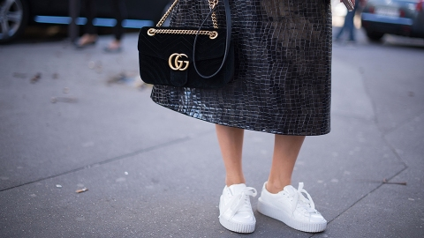 These Are the Most Popular Sneakers of 2016, According to the Internet | StyleCaster