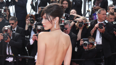 The 21 Most NSFW Naked Dresses Celebs Wore This Year | StyleCaster