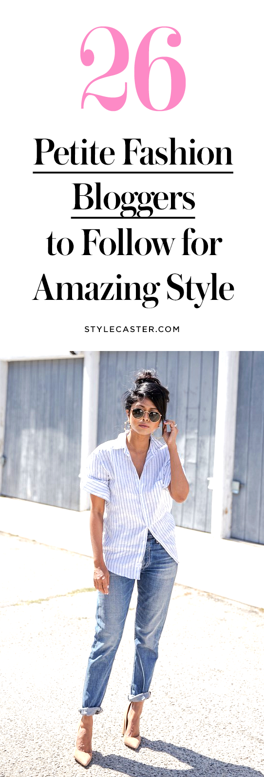 26 Petite Fashion Bloggers to Follow for Major Outfit Inspiration