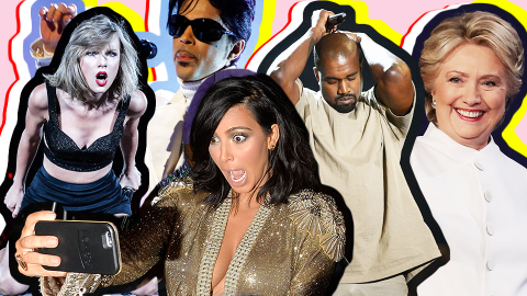 An A-to-Z Pop Culture Guide of 2016 | StyleCaster