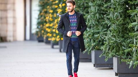 The Difference Between How Men and Women Date During the Holidays | StyleCaster