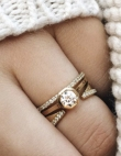 We Can't Stop Staring at These Stunning Wedding Rings for Women