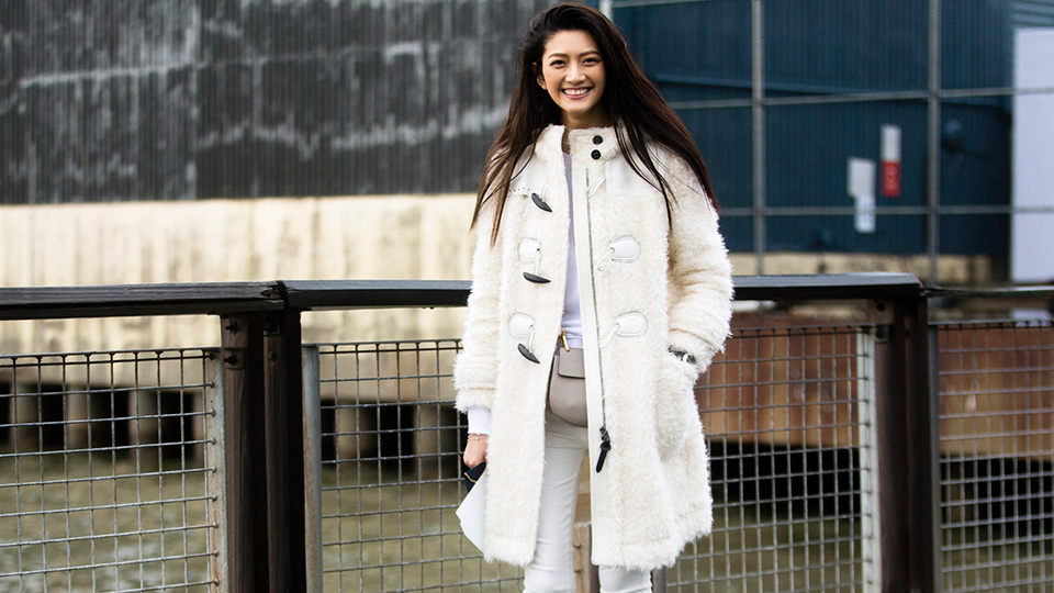 Here's Empirical Proof That You Really Can Wear White All Year Round