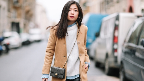 40 Stellar Street-Style Outfits to Try This Winter | StyleCaster
