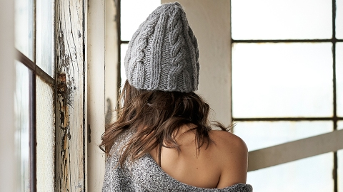 This Feel-Good Brand Is Making Beanies Knit by NYC Grandmothers | StyleCaster