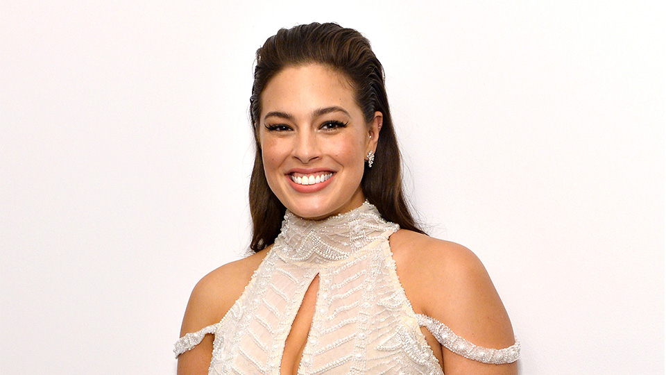 Ashley Graham Goes Completely Topless on Vacation