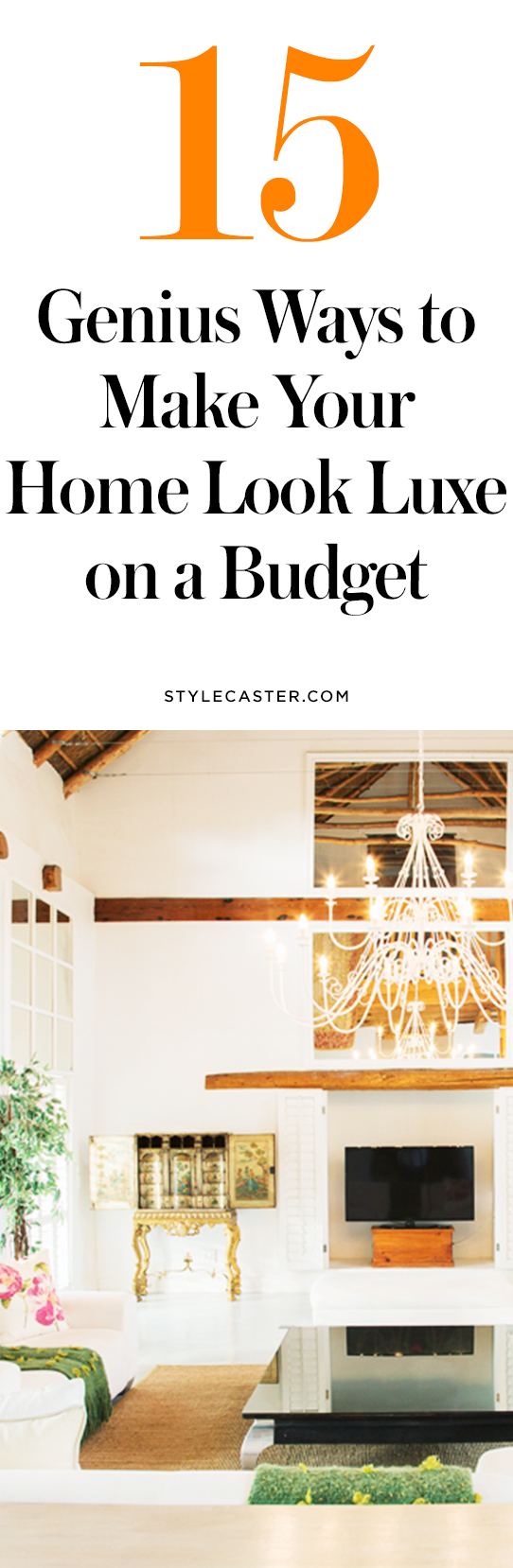 15 luxe ways to use cheap home decor   @stylecaster