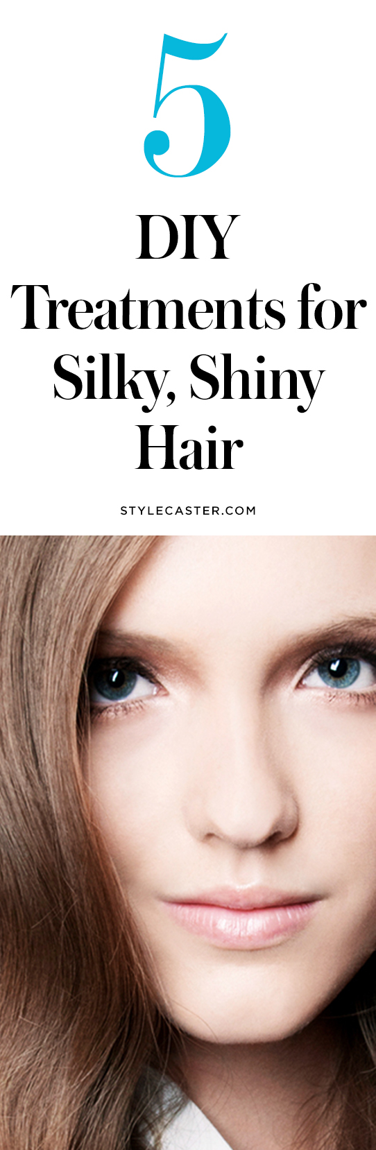 5 DIY dry hair treatments | @stylecaster