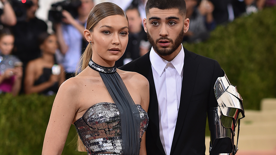 Gigi Hadid Steps Out Wearing That Ring Again—Is She Engaged to Zayn?!