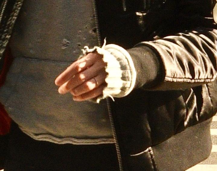 gigi hadid zayn malik married Gigi Hadid Steps Out Wearing That Ring Again—Is She Engaged to Zayn?!