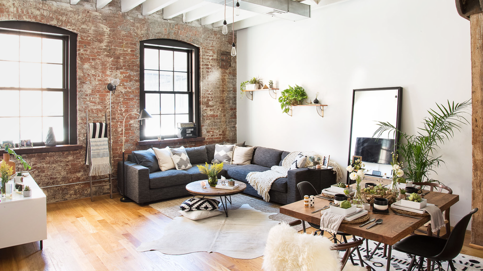 Gorgeous Cozy Living Room