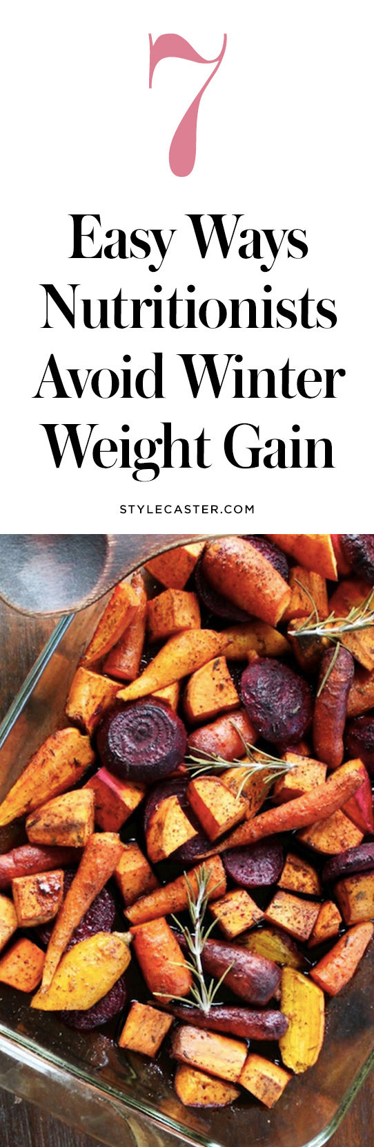How to avoid winter weight gain | @stylecaster