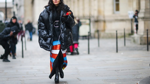31 Outfits That Prove You Can Wear a Skirt in Winter | StyleCaster