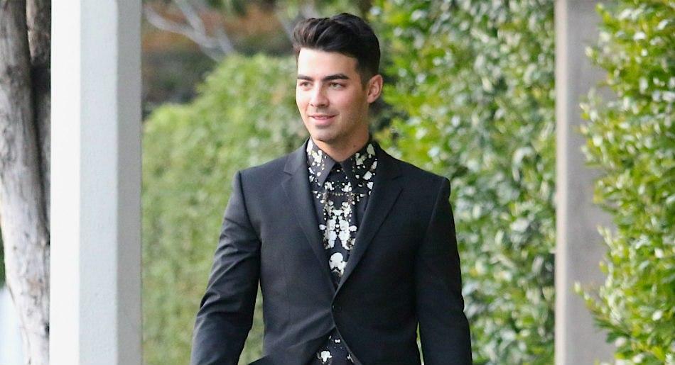 Joe Jonas Strips Naked for His Hottest Photo Shoot Ever