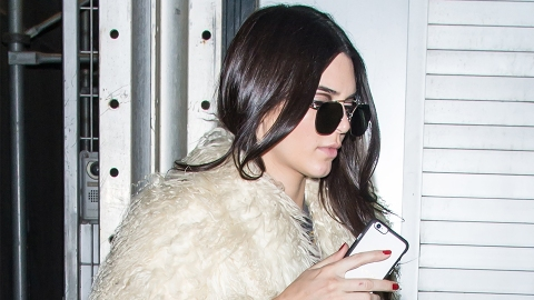 Kendall Jenner Found You a $34 Dupe of Her Fur-Lined Jacket | StyleCaster