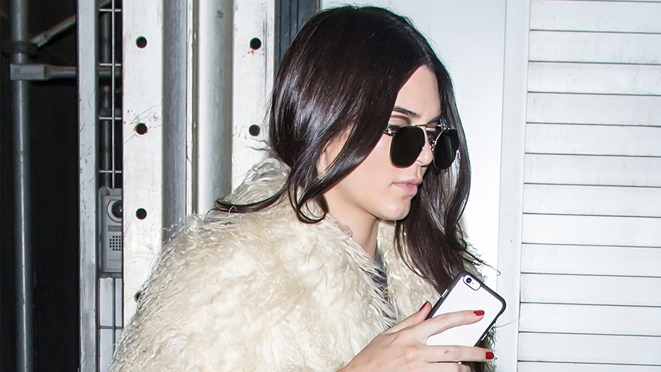 Kendall Jenner Found You a $34 Dupe of Her Fur-Lined Jacket