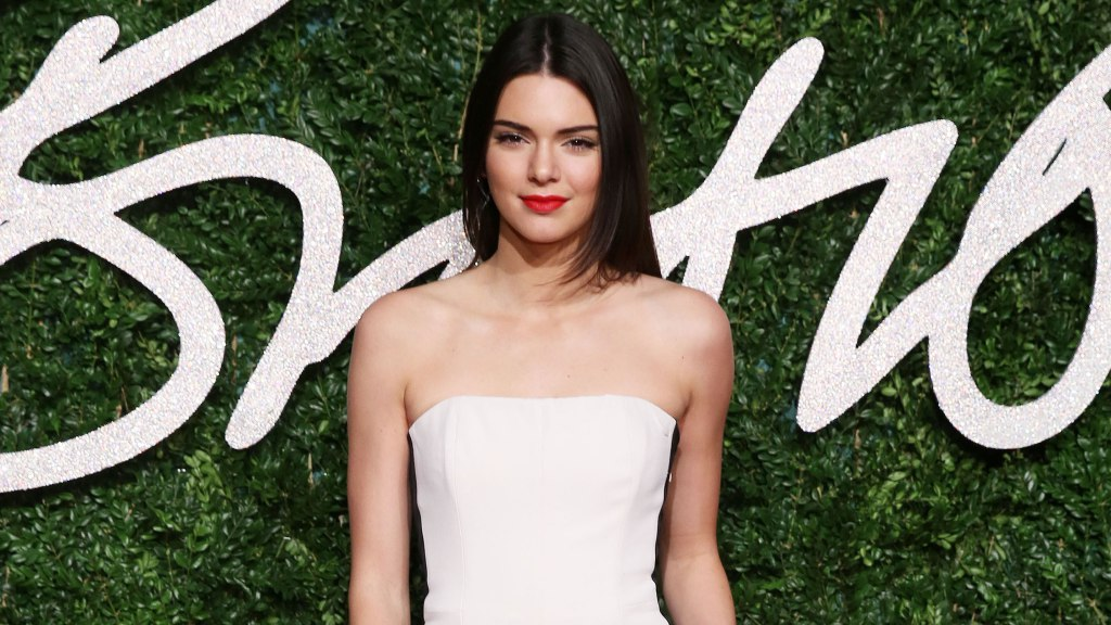 Kendall Jenner Has a Wall in Her House That Suppresses Her Appetite