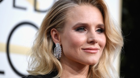 So, Kristen Bell Wore a Butt Pad on the Red Carpet Last Night | StyleCaster
