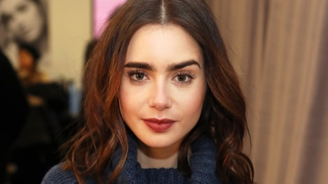 Lily Collins Opens Up About Past Struggles With An Eating Disorder | StyleCaster
