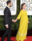 The Best-Dressed Baby Bumps at the Golden Globes
