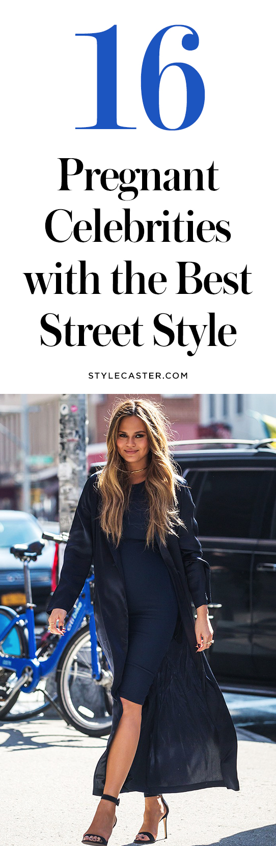 The best pregnant celebrity street style | @stylecaster
