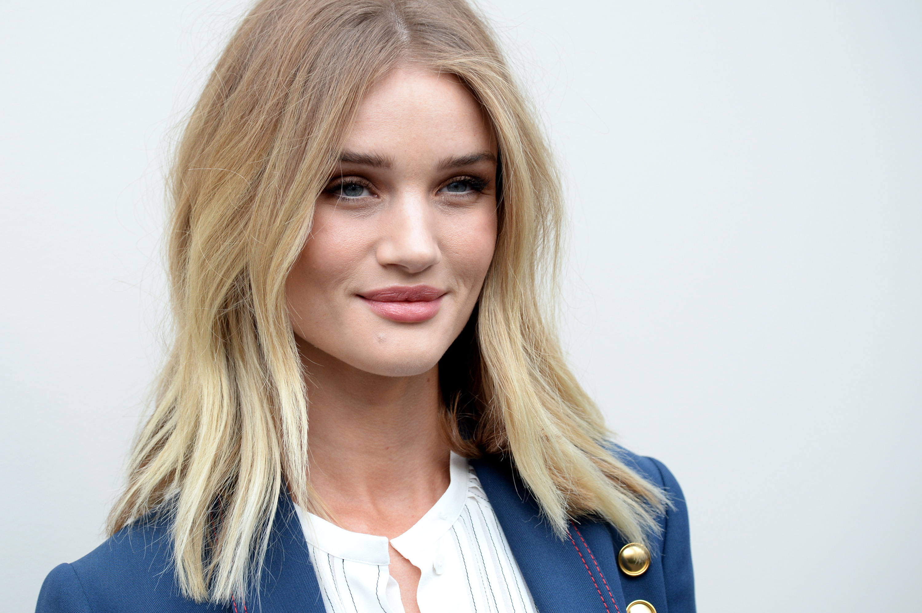 Rosie Huntington-Whiteley Lost Her Eyelashes During the Filming of 'Mad Max'