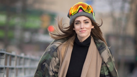 The Fashion-Girl's Guide to Instagrammable Skiwear   StyleCaster