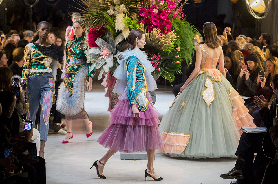 50 Over-The-Top Looks From Paris Couture Week