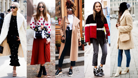 31 Ideal Outfits to Inspire You This January | StyleCaster