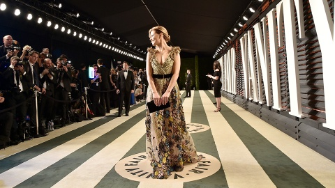 The Best Snaps from the Vanity Fair Afterparty Red Carpet | StyleCaster
