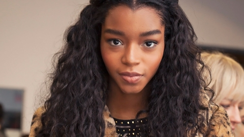 The Prettiest NYFW Hairstyle We're OBSESSED With | StyleCaster