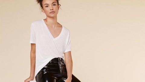 The Best White T-Shirts to Shop Now | StyleCaster