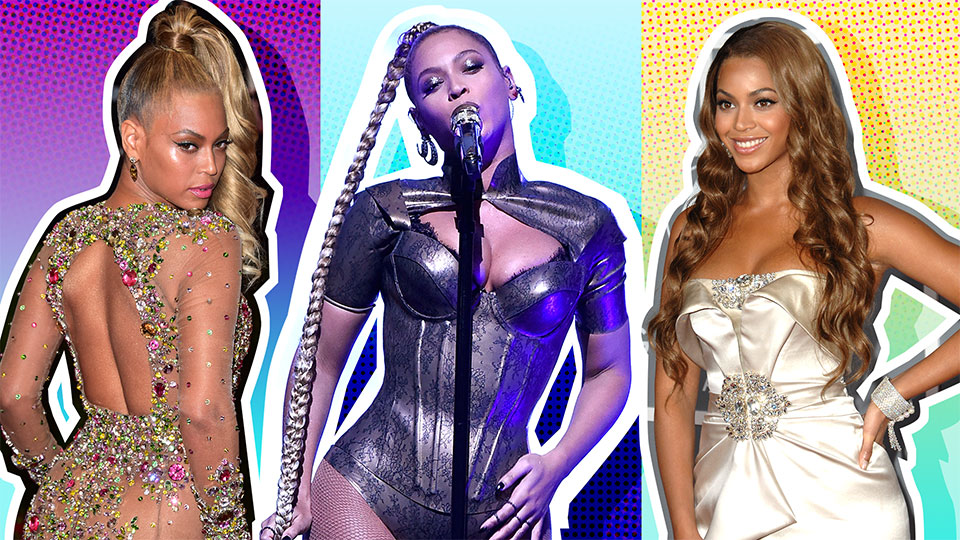 20 Best Beyoncé Hair and Makeup Moments EVER
