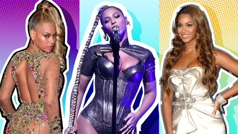 20 Times Beyoncé Was Our Ultimate Beauty #Goals | StyleCaster