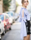 You Have to Hear This Stylist's Genius Trick to Get Ahead of Every Trend