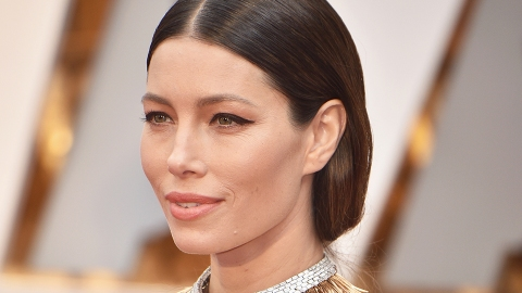 You Have to See Jessica Biel's Oscars Hair From the Back | StyleCaster