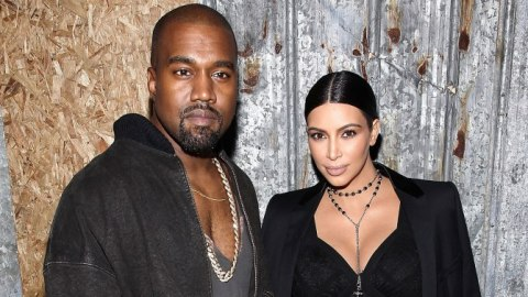Surprise! Kim K. Reveals She and Kanye Are Collaborating on a Major New Project | StyleCaster