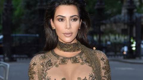 LOL: You Have to See Kim's Pic of Saint West's 'Angry Face' | StyleCaster