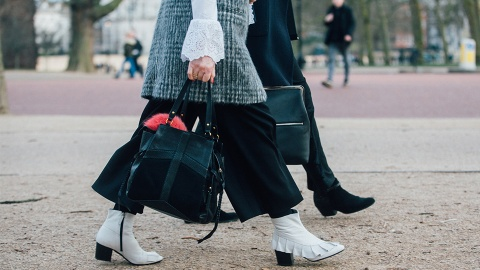 The *Best* Street Style That Came Out of London Fashion Week | StyleCaster