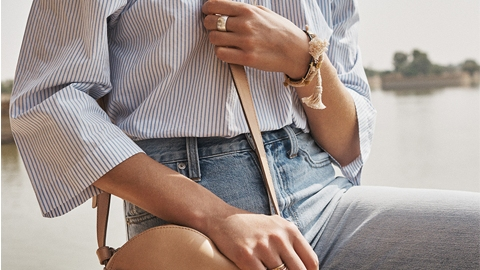 17 Styling Tricks We Learned From Madewell's Spring Lookbook   StyleCaster